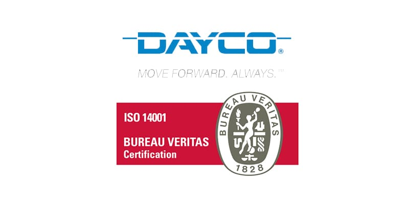 DAYCO + ISO 14001